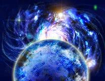 Espaço e planeta fotos de stock royalty free
