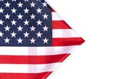 Espaço Estrela-e-listrado da cópia da bandeira americana Imagem de Stock Royalty Free