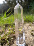 Cristal claro Imagem de Stock