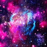 Espaço profundo. Fotografia de Stock Royalty Free