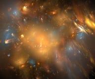 Espaço profundo Imagem de Stock