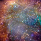 Espaço profundo Fotografia de Stock