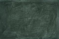 Espaço riscado da cópia do greenboard foto de stock