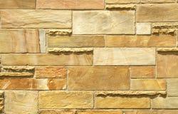 Espaço simples da cópia da textura da parede de pedra para o fundo Foto de Stock