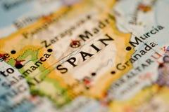 España Imagen de archivo