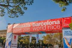 España - Barcelona Imágenes de archivo libres de regalías