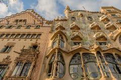 España - Barcelona Imagen de archivo libre de regalías