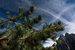 España los Pirineos Imágenes de archivo libres de regalías