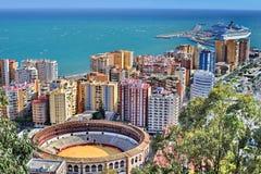 España Málaga fotos de archivo