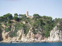 España, Tossa Del Mar Foto de archivo