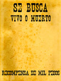 Español del oeste salvaje Imagenes de archivo