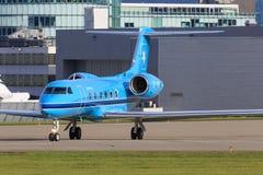 Espace de Gulfstream Photos stock