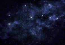 Espace extra-atmosphérique profond illustration de vecteur