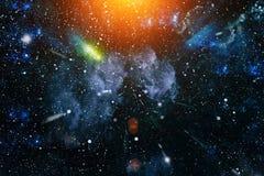 Espace lointain Fond élevé de gisement d'étoile de définition Texture étoilée de fond d'espace extra-atmosphérique Espace extra-a Photographie stock