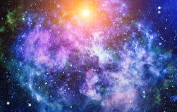 Espace lointain Fond élevé de gisement d'étoile de définition Texture étoilée de fond d'espace extra-atmosphérique Espace extra-a Photos stock