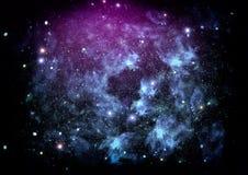 Espace lointain Fond élevé de gisement d'étoile de définition Texture étoilée de fond d'espace extra-atmosphérique Espace extra-a Photo libre de droits