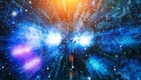 Espace lointain Fond élevé de gisement d'étoile de définition Texture étoilée de fond d'espace extra-atmosphérique Espace extra-a Photographie stock libre de droits