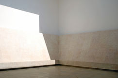 Espacez que voit, musée de l'Israël Image stock