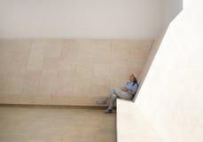 Espacez que voit, musée de l'Israël Images libres de droits