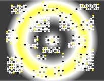 Espacio abstracto Imágenes de archivo libres de regalías