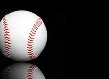 Espacio de la copia del béisbol imágenes de archivo libres de regalías