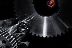 Espacio e ingeniería Fotografía de archivo libre de regalías