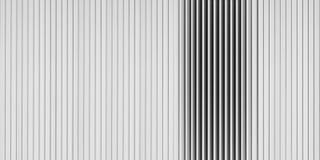 Espacio en blanco del trivision de la cartelera Foto de archivo