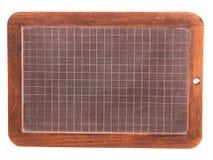 Espacio en blanco y sl enmarcado de madera viejo Imagen de archivo libre de regalías