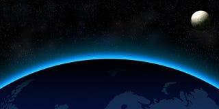 Espacio exterior Imagen de archivo