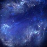 Espacio exterior profundo, fondo Foto de archivo