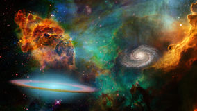 Espacio profundo libre illustration