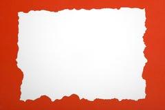Espacio vacío para los mensajes Imagen de archivo