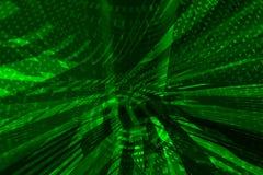 Espacio verde abstracto Imágenes de archivo libres de regalías