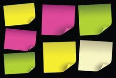 Espacios en blanco Imagen de archivo libre de regalías