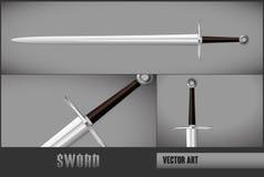 espada Fotografía de archivo