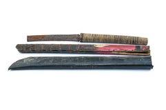 Espada antiga da parte Foto de Stock