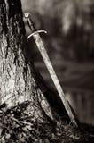 Espada antigua Imagenes de archivo