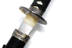 Espada de Katana Foto de Stock