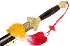 Espada de la ji del Tai imagen de archivo libre de regalías