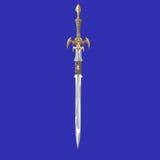 Espada do vetor Imagem de Stock