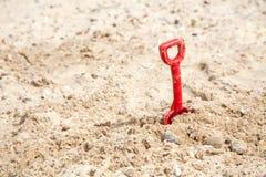 Espada en la arena Imagen de archivo