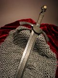 Espada esperta Fotos de Stock Royalty Free