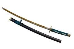 Espada japonesa Fotos de archivo