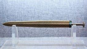 Espada vieja foto de archivo libre de regalías