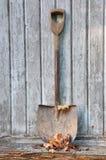 Espada vieja de la manera foto de archivo
