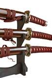 Espadas Fotografia de Stock