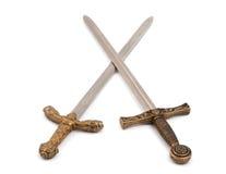 Espadas   Fotografía de archivo libre de regalías