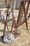 Espadas medievais Imagem de Stock Royalty Free