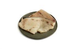 Espadons, bifteck cru, Image stock