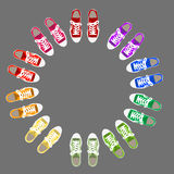 Espadrille Photo stock